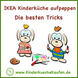 Ikea Kinderkueche aufpeppen - Ikea Kinderkueche pimpen - ikea kinderkueche aufwerten