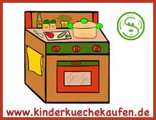Kinder Herd Kinderkuechekaufen.de
