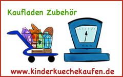 Kinderkaufladen Zubehör