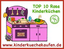 Kinderkueche Rosa Testsieger - Beste Spielkueche Rosa