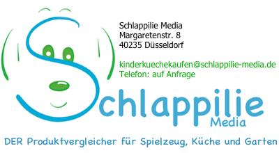 Impressum kinderkuechekaufen.de - Schlappilie Media